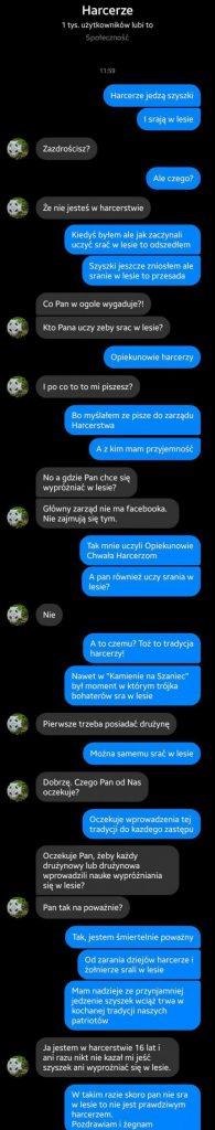 Ciężka dyskusja xD