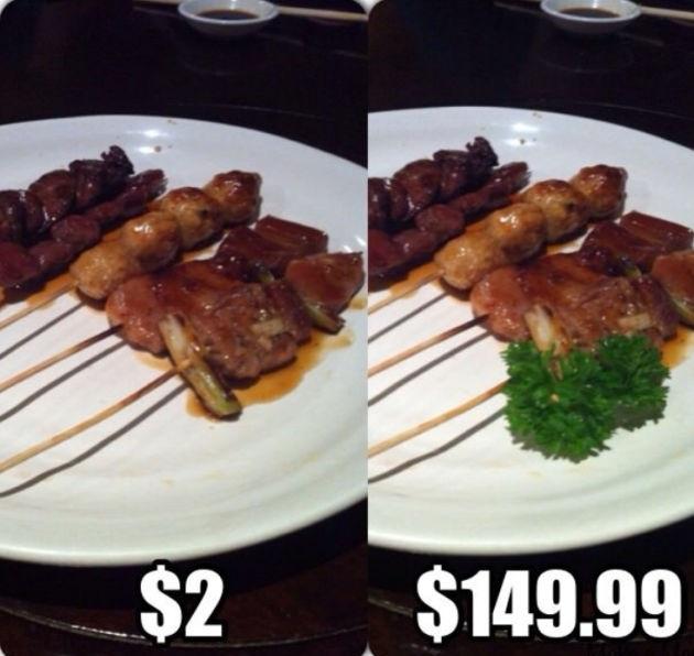 Logika drogich restauracji