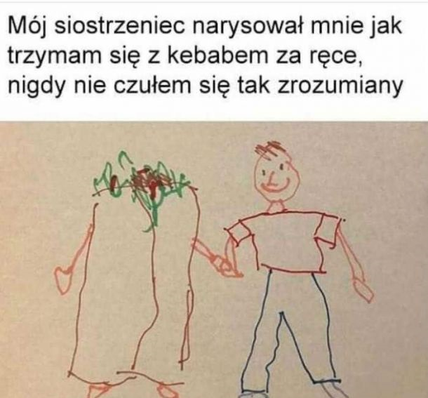 Piękny rysunek