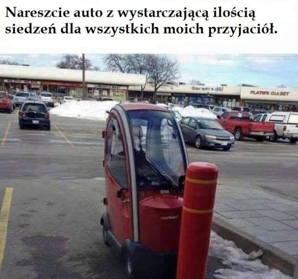 Wymarzone autko xD