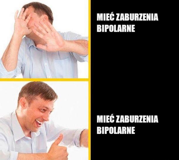 Zaburzenia bipolarne