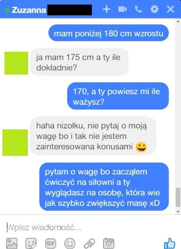 Genialna rozmowa xD