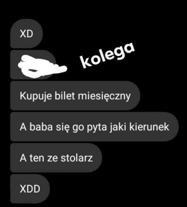 Jaki kierunek xD