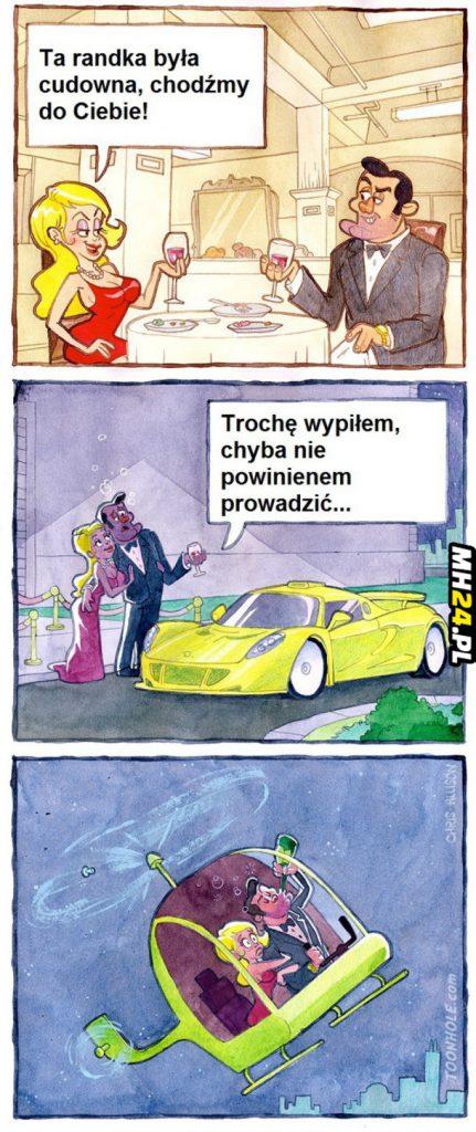 Problemy bogatych ludzi